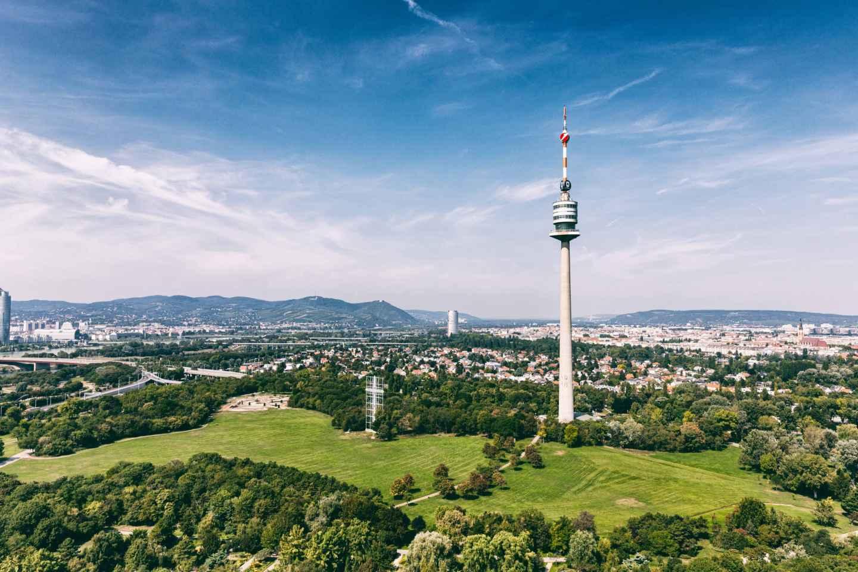 Wien: Einlass ohne Anstehen zum Donauturm