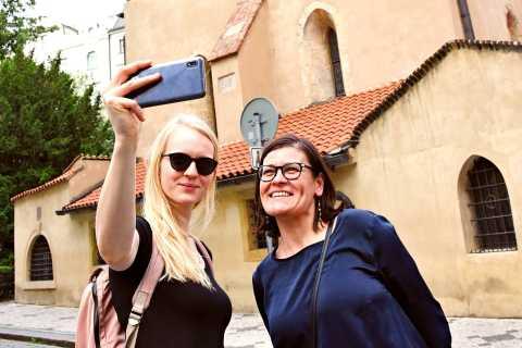 Prague: Old Town and Jewish Quarter Tour
