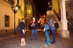 Praga: Excursão a Pé Uma Hora e Meia Lendas e Fantasmas