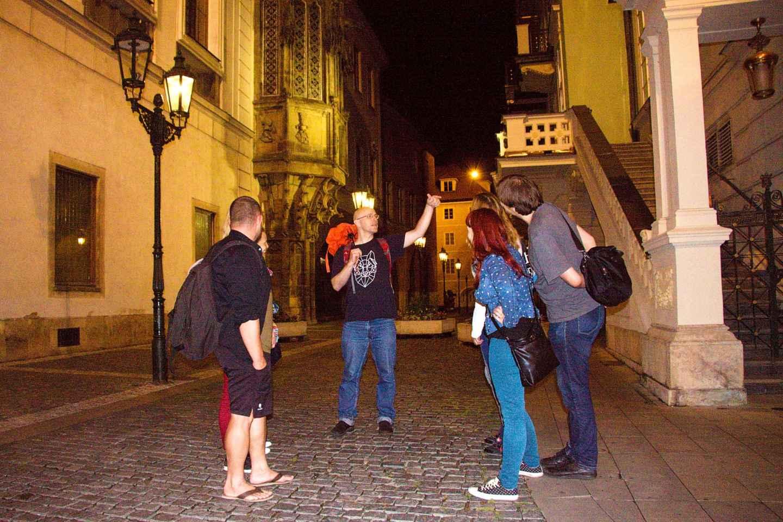 Prag: Geister und Legenden 1,5-stündiger Rundgang