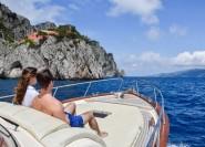 Sorrent: Exklusive Capri-Bootstour und optionale Blaue Grotte