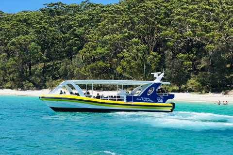 Jervis Bay: 2-Hour Cruise of Jervis Bay Passage