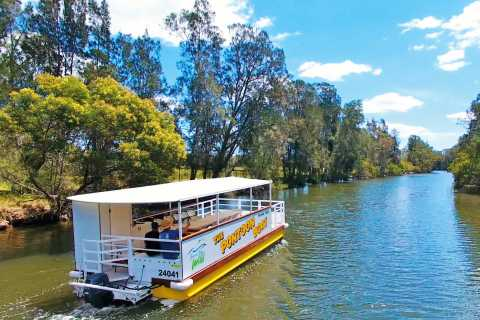 Jervis Bay: 2-Hour Sunset River Cruise