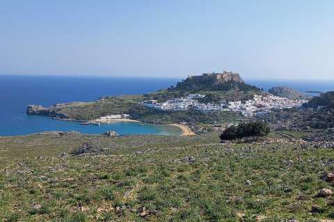 Lindos: Lindos Village and Acropolis Guided Walking Tour