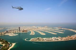 Dubai: Szenische Hubschraubertour