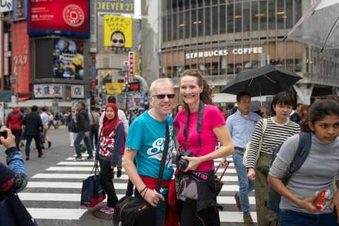 Shibuya & Harajuku: Hidden Gems & Highlights Private Tour