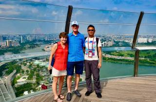 Singapur: Flexible Privattour mit ortskundigem Gastgeber
