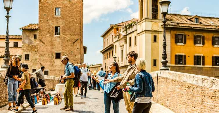 Rome: 2-Hour Private Customized Tour