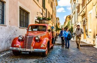Rom: 3-stündige Erkundung mit einem Einheimischen zu Weihnachten
