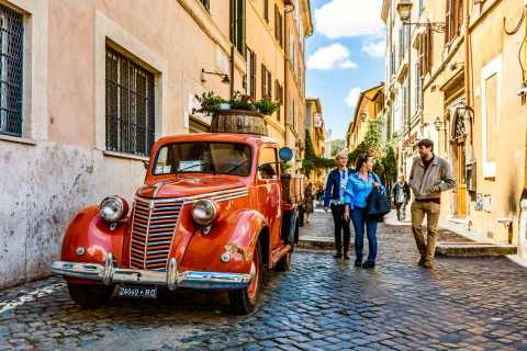 Rome: 3-Hour Explore with a Local at Christmas
