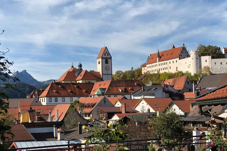 Füssen: Altstädter Führung auf Deutsch