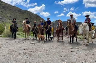 Mendoza: Ritt durch die Anden mit authentischem BBQ