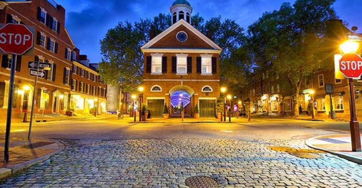 Philadelphia: Düstere Geschichts-Tour