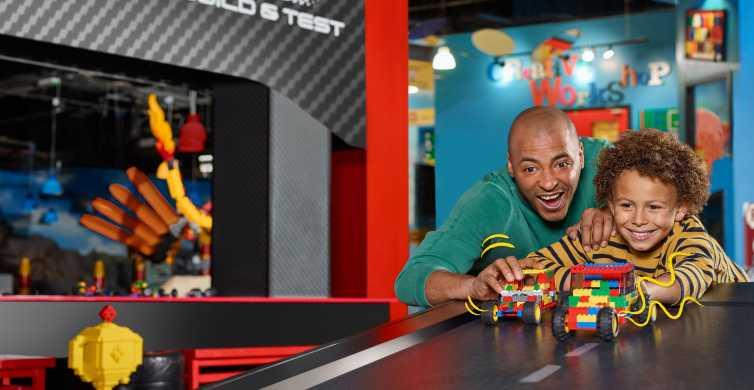 Berlin: Eintritt zum Legoland Discovery Centre