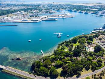 Oahu: USS Arizona Memorial und City Highlights Tour