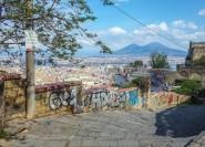 Neapel: Geführtes Urban Trekking durch die Pedamentina-Treppe