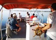 Von Trapani: Salt Road Tour mit Weingutbesuch und Bootsfahrt
