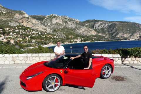 Monaco 30/60-Minute Ferrari Driving Experience