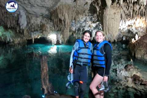 Tulum: Snorkeling Adventure in Cenote and Reef