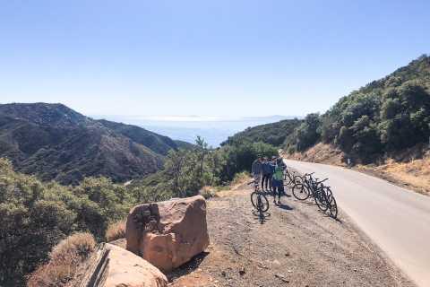 Santa Barbara: Mountains to Shore Bike Tour