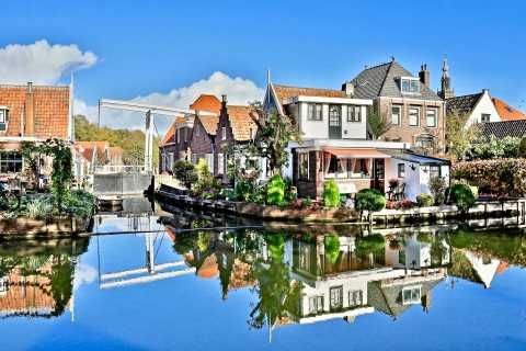 From Amsterdam: Edam and Volendam Waterland Countryside Tour