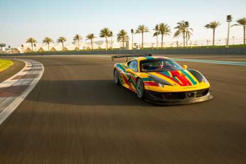 Dubai: Yas Marina Circuit Ferrari 458 GT Driving Experience