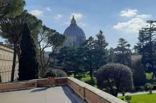 Rom: Vatikan und Kolosseum 2-Tagesticket