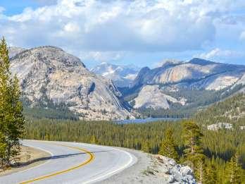 Ab San Francisco: 4-tägige Tour durch Yosemite & Lake Tahoe