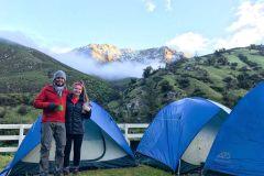 Vale de Yosemite: Aventura de Acampamento de 3 Dias