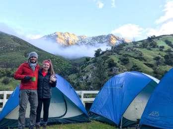 Yosemite Valley: 3-tägiges Camping-Abenteuer