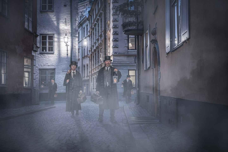 Stockholm: Geister-Rundgang und Geschichtstour