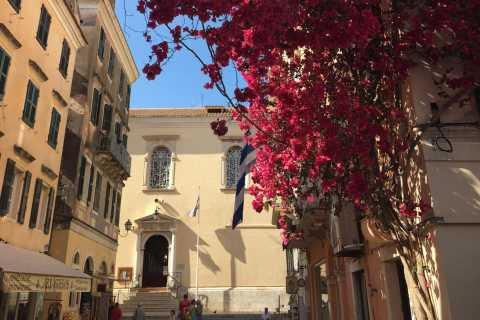 Corfu: History and Culture Walking Tour