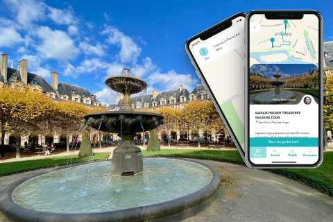 Paris: Le Marais Hidden Treasures Self-Guided Audio Tour