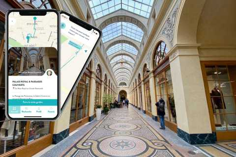 Paris: Palais-Royal and Covered Passages Audio-Guided Tour