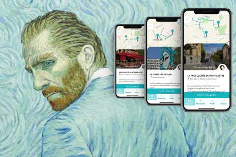 Best of Artists in Paris: 3 Audio-Guided Walking Tours