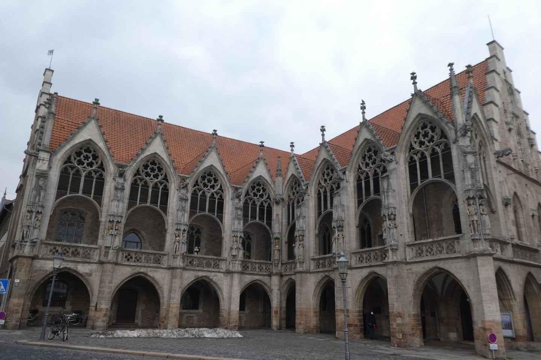 Braunschweig: Hexen und Beginen Private Tour