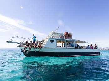 El Arenal, Mallorca: Bootstour durch die Bucht von Palma
