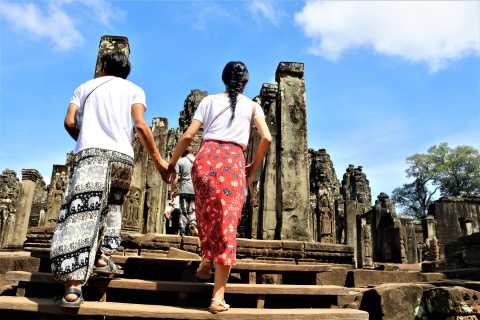 Siem Reap: Full-Day Temples w/ Private Transport