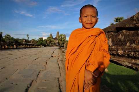 Angkor Wat, Angkor Thom and Bayon Temple: Private Day Tour