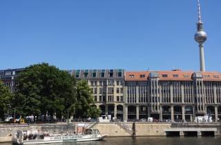 Berlin: 1-stündige Stadtrundfahrt durch die Stadt