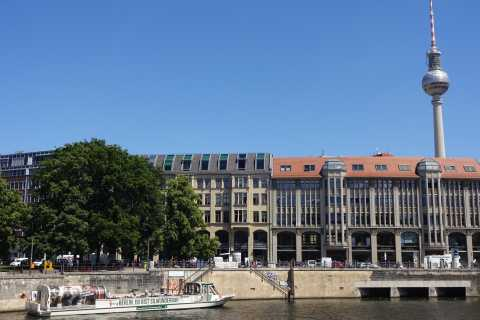 Berlin: 1-Hour City Sightseeing River Cruise