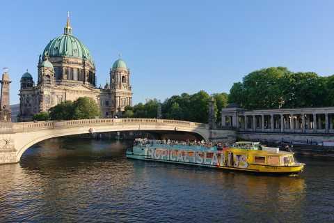 Berlijn: stadsrondvaart van 1 uur