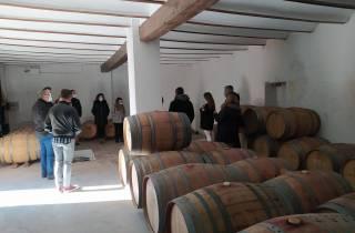 Valencia: Überraschender Weingutbesuch mit Weinprobe