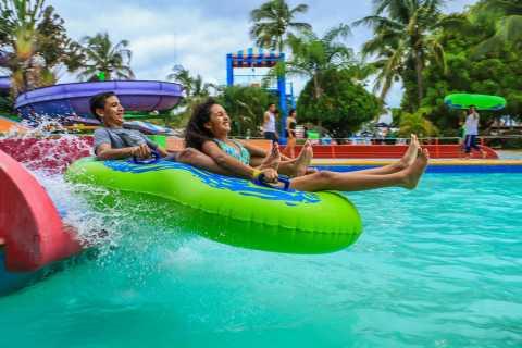 Nuevo Vallarta: toegangsbewijs Aquaventuras Park