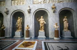 Tour durch die Vatikan- und Sixtinische Kapelle, Skip-the-Line