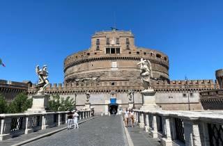 Rom: Castel Sant`Angelo Skip-the-Line-Ticket mit Gastgeber