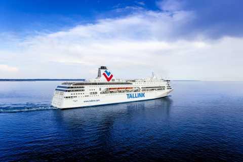 Helsinque: cruzeiro noturno de / para Riga