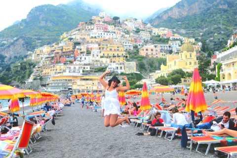 Costa Amalfitana e Positano: Tour de 1 Dia saindo de Roma