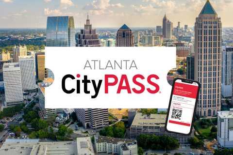 アトランタCityPASS®:5つのトップアトラクションで40%割引