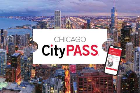 シカゴシティパス®:5つの人気アトラクションで50%割引